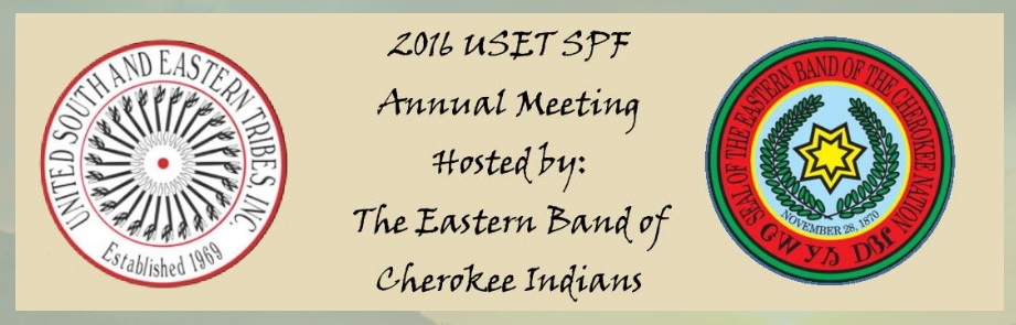 USET SPF Annual Meeting