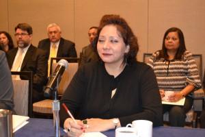 Senate Committee on Indian Affairs Deputy Chief Counsel Rhonda Harjo