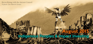 """GreenMoney's special """"Native Americans and Impact Investing"""" issue (August 2015) is now fully online"""