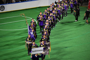 World Indoor Lacrosse Championship opening ceremony honors Haudenosaunee culture
