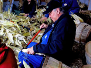An Indigenous Corn Makes a Comeback — In New York, the Iroquois White Corn Project is reviving an ancient and sacred variety of white corn in hopes of improving Native nutrition and health 4/20/2018