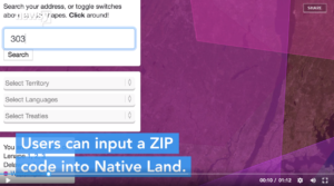 App Connects Users With Local Indigenous History 4/20/2018