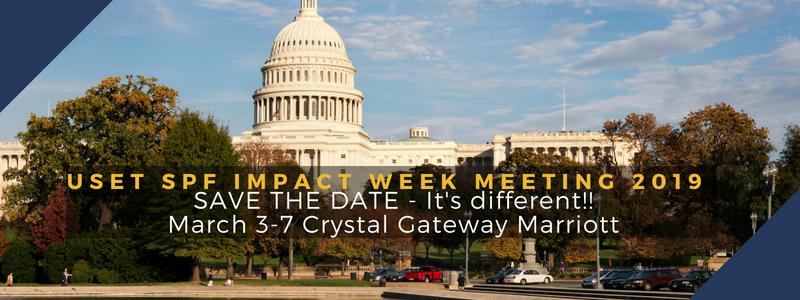 USET SPF Impact Week 2019