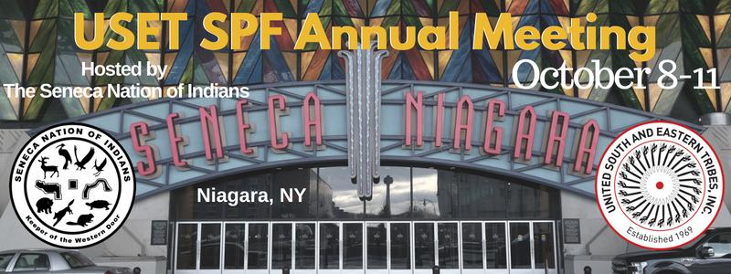 USET SPF Annual Meeting 2018 Seneca Niagara
