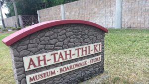 AH-TAH-THI-KI MUSEUM to Present Earth Day Celebration April 22, 2019