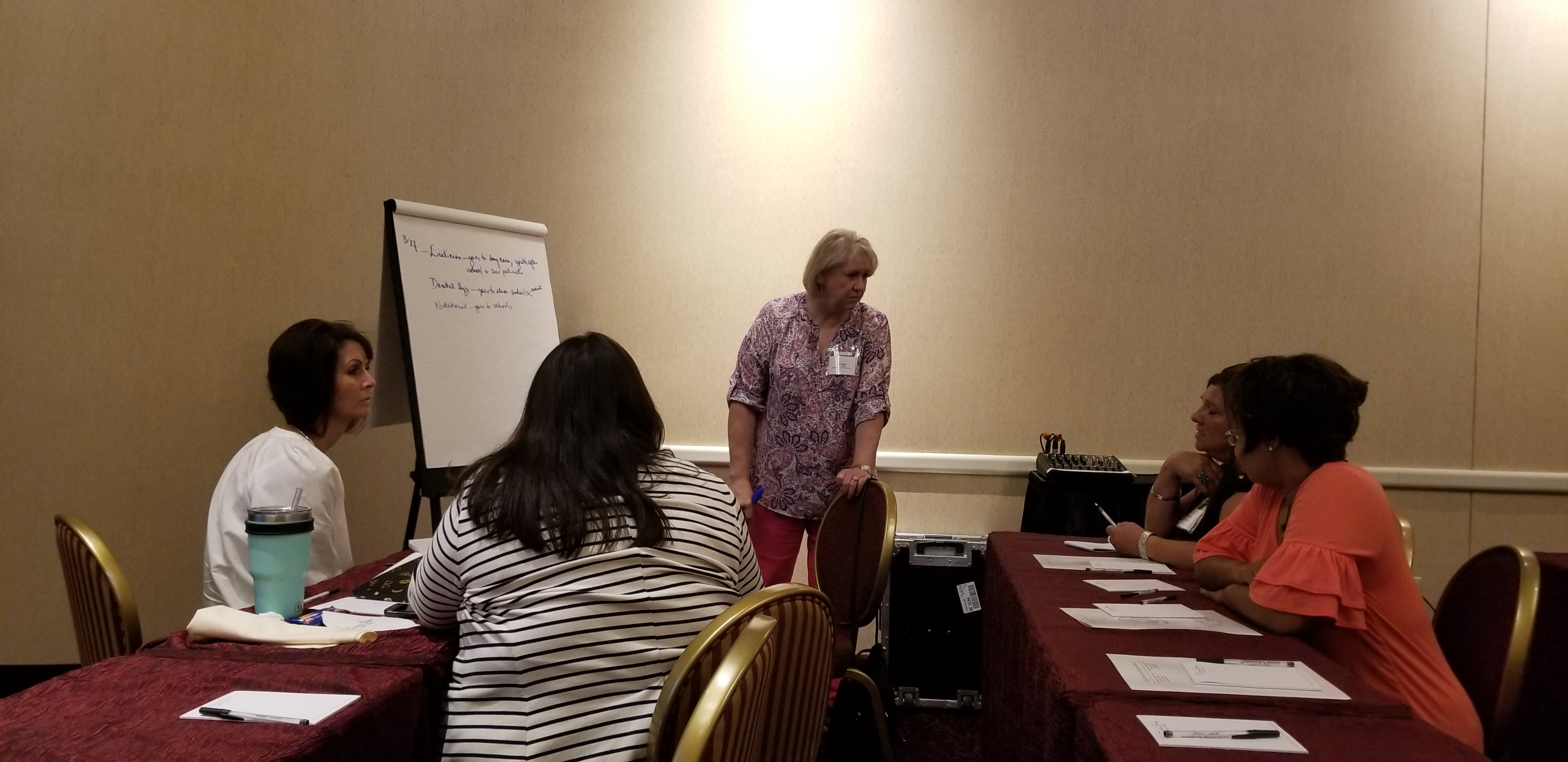 Day 2 Of The 2018 Gpra Best Practices Conference 6  27  2018