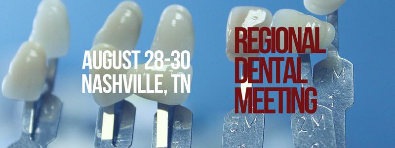 Aug 28-30 Regional Dental Mtg