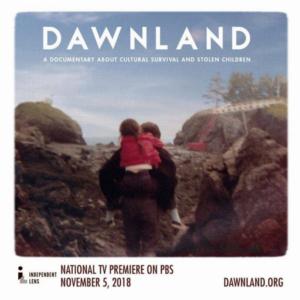 DAWNLAND wins an Emmy Award!