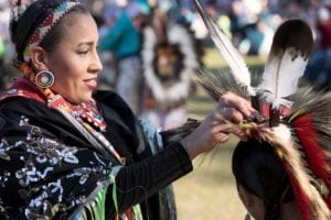 48th Annual Thanksgiving Day Pow Wow at the Poarch Creek Indian Reservation in Atmore, AL November 22-23 Gates open at 10:00 am