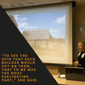 Glasgow native speaks at library about Seminole architecture 11/24/2018