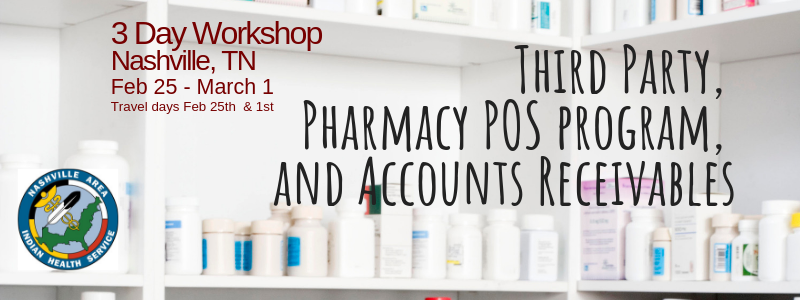 Third Party, Pharmacy POS program, and Accounts Receivables (1)