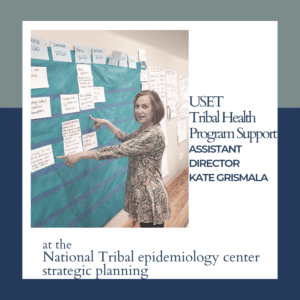 THPS Assistant Director participates in Strategic Planning Meeting 3/20/2019
