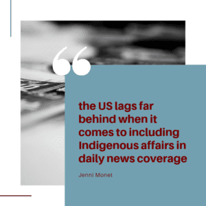 The Crisis in Covering Indian Country 4/11/2019
