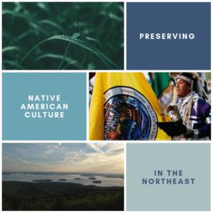 Preserving Native American Culture In The Northeast 4/8/2019