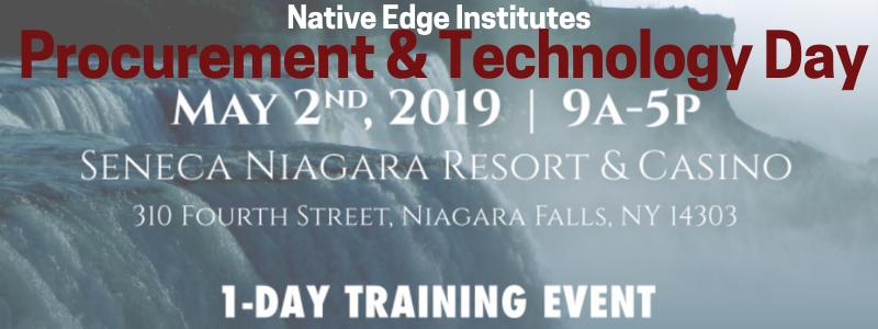 Procure Technology Day Training