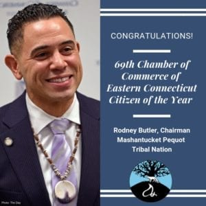 Rodney Butler: 2019 Citizen of the Year 5/17/2019