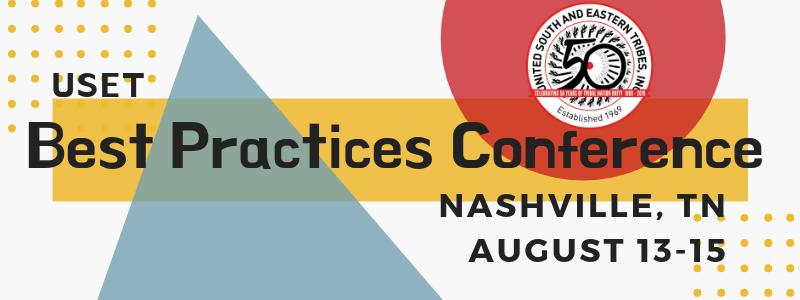 USET Best Practices Aug 13-15