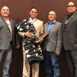NIGA Honors Rodney Butler, Chairman of the Mashantucket Pequot Tribe with the John Kieffer Sovereign Award