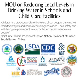 EPA Announces Partnership to Reduce Childhood Lead Exposure at Schools and Childcare Facilities