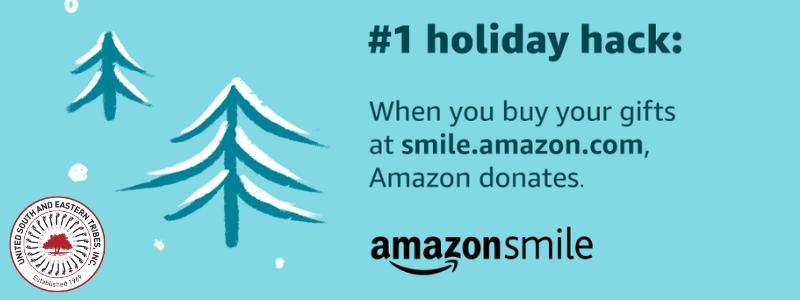 Holiday Amazon banner