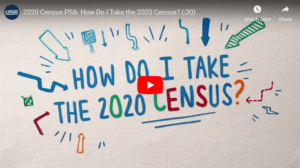 A new PSA from United States Census 2020 : How Do I Take the 2020 Census?