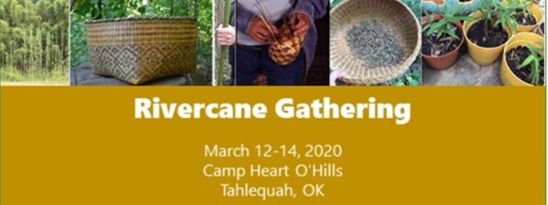 RiverCane Gathering Event March 2020