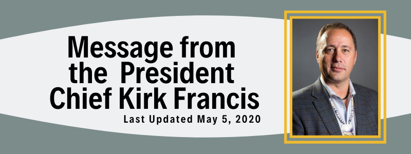 May 2020 President Francis Large Box