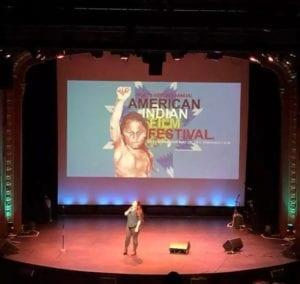 45TH ANNUAL AMERICAN INDIAN FILM FESTIVAL Brava Theatre in San Francisco, CA November 3 – 7