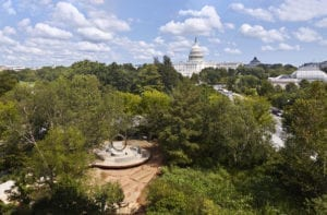 New Native American memorial offers peace in one of D.C.'s few wild spaces January 6