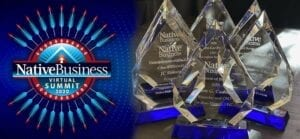 Native Business Awards Announced – Including Tribal Sovereignty Champion of the Year Award: Mashpee Wampanoag Chairman Cedric Cromwell & Entrepreneur of the Year Award: JC Seneca, Citizen of Seneca Nation of Indians November 13