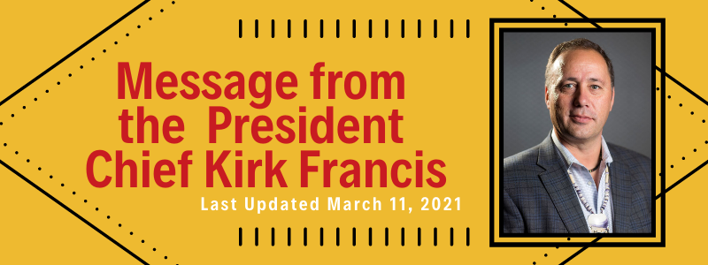 March 2021 President Francis Large Box
