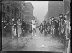 "Ellison ""Tarzan"" Brown – The Narragansett Legend of the Boston Marathon – Indianz.com Article April 20"